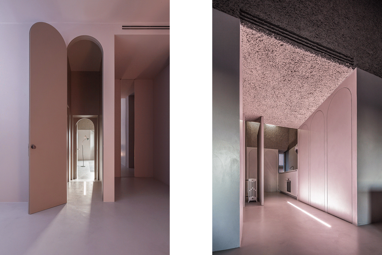 Antonino Cardillo, House of Dust, Rome, Italy
